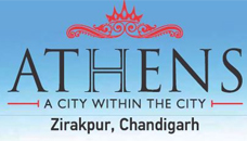 ATHENS – A CITY WITHIN THE CITY ZIRAKPUR
